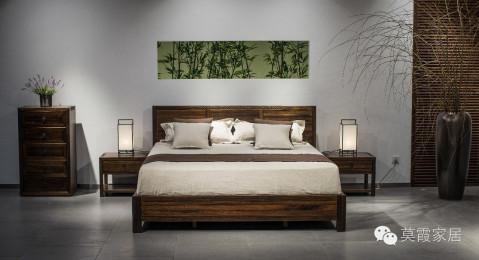 传统文化和传统艺术的神韵每件单体家具的设计多采用简洁硬朗的直线配