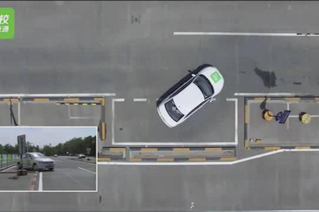 2013新交规捷达C2驾照倒库坡道定点曲线行驶S弯S路操作要领方法