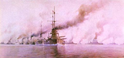 改变世界历史的九大著名海战, 中国参加了两场