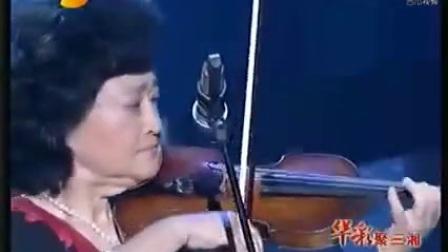 俞丽拿小提琴演奏《梁祝-化蝶》,大师的水平果然高,令人陶醉