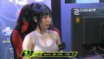 河池对战日本拳皇美女选手,下手毫不留情,赢了比赛,输了人生啊