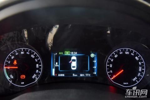 比亚迪e5配备的电动机最大功率160kw,峰值扭矩达到310n·m,新车最高