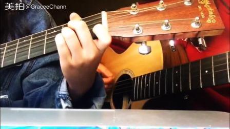 吉他弹唱-送别