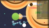 【球球大作战】: 两个表情互送球,滑稽手速~