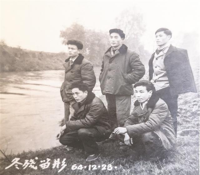 """青白江长流河""""换装记"""""""