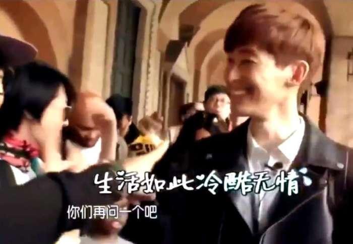 刘涛问张翰: 你五个女友有人怀过孕吗