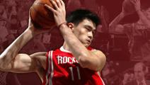 姚明凭什么是NBA的状元?看完中国试训表现你就明白了!