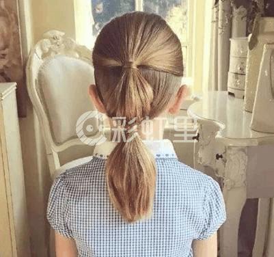 儿童编发发型大全 12岁儿童上