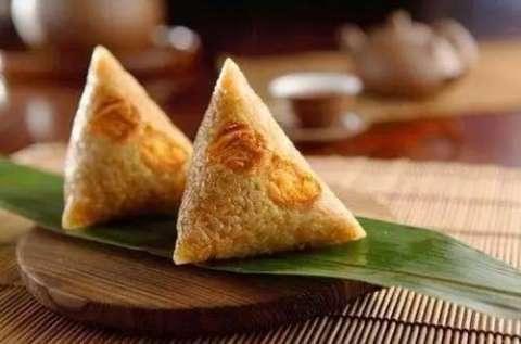 宝塔粽子主要是广东地区的特色粽子