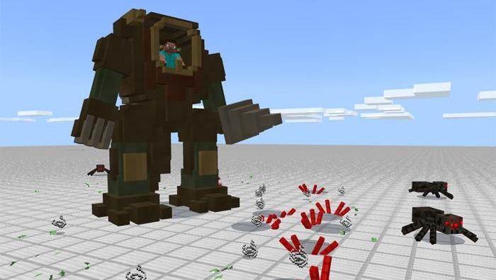 我的世界: 蒸汽朋克机器人