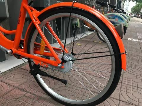骑起来更6! 金华公共自行车升级, 明年全市范围投放实心车胎