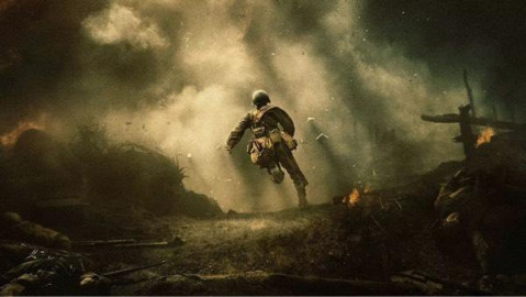 """导演梅尔吉普森继《勇敢的心》中那声""""freedom""""之后再次让人热血沸腾"""