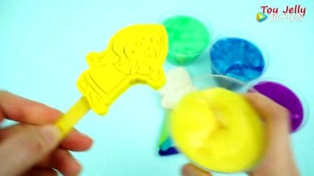 彩泥制作彩色的玛莎姑娘 学习颜色 打开 亲子颜色学习3d动画: 蜘蛛侠
