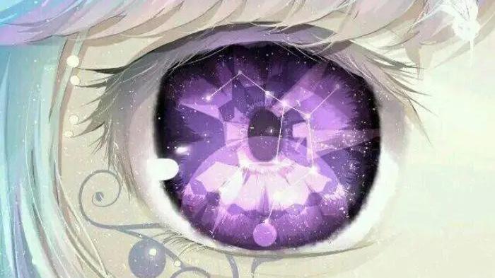 十二星座二次元眼睛, 白羊正义之眼, 天蝎洞察之眼, 而你的是哪款