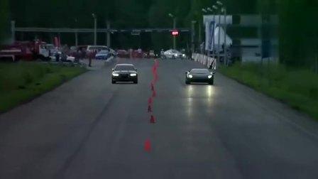 疯狂的低调 奥迪RS6怒砍兰博基尼大牛