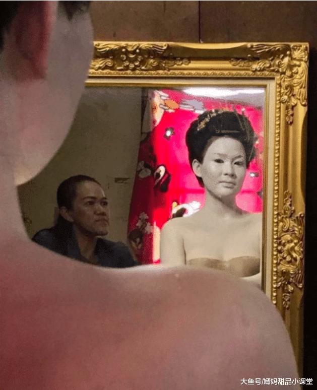 泰国的化妆技术究竟多强大? 秒变白雪公主, 网友: 这是砌墙呢