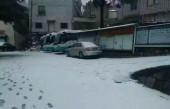 杭州下大雪了! 这些地方美成仙境
