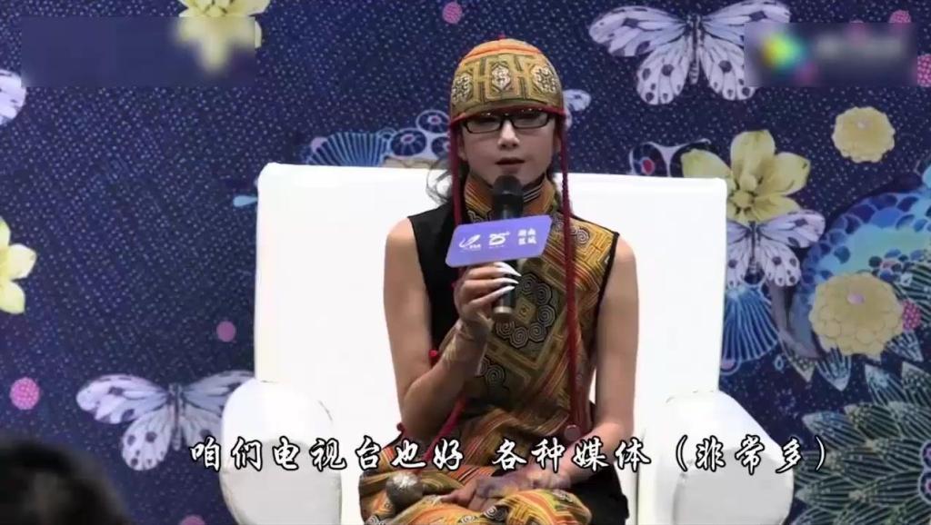 杨丽萍的老公原来是他,马云当场落泪了