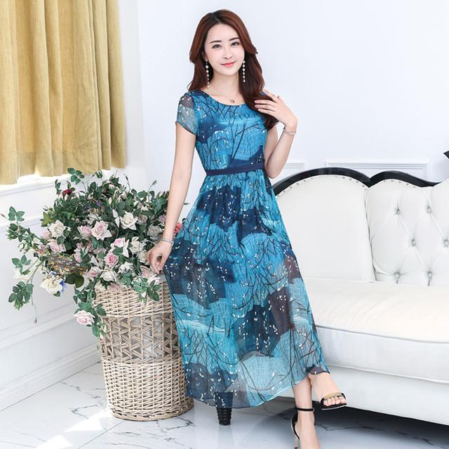 这八款连衣裙专为40岁的女人设计的, 修身显瘦, 展现高雅气质 6