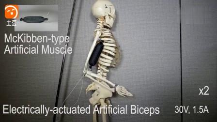 哥伦比亚大学科学家研发出逆天的人造肌肉,它能够举起自身1000倍重的物体!人造肌肉可使机器人比人类强15倍,这会让未来机器人更强大,人类颤抖吧!全球创意搜罗的秒拍视频