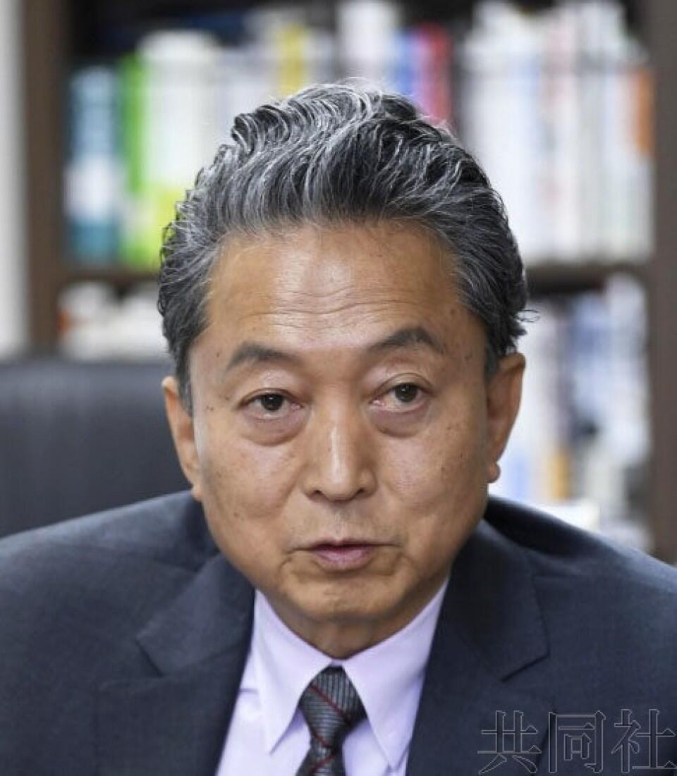 日前首相鸠山称碳捕捉和储存技术诱发北海道地震,警方:谣言