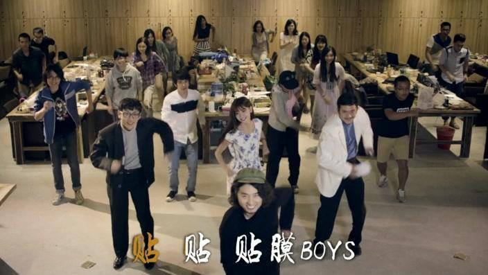 贴膜boys VS TFboys,你更支持谁
