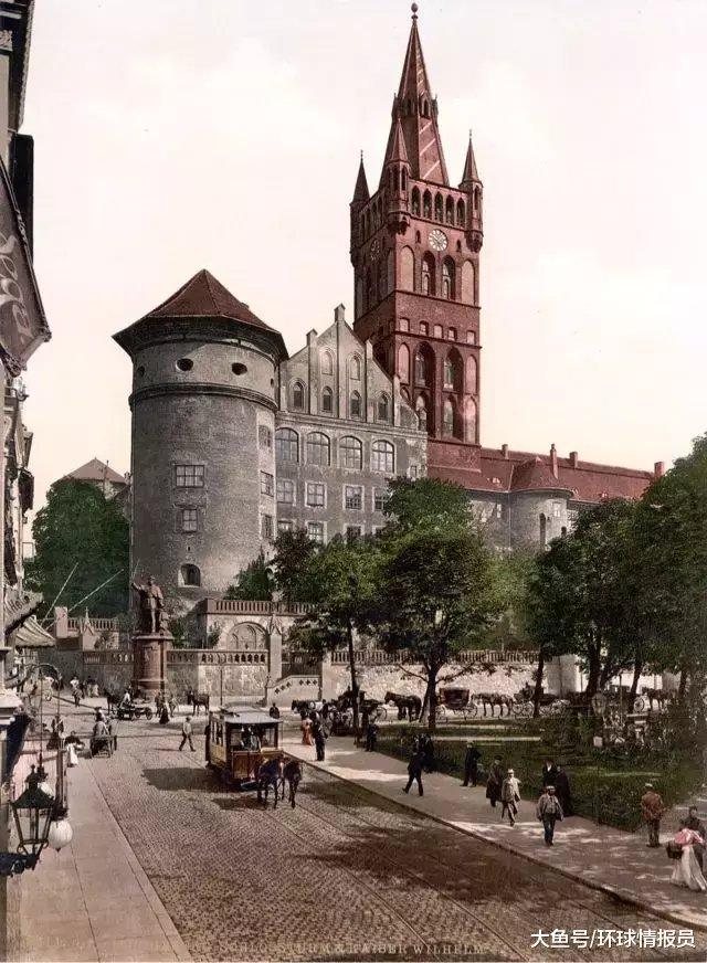 """加里宁格勒: 德国的""""龙兴之地""""为何会成为俄罗斯的领土?(图7)"""