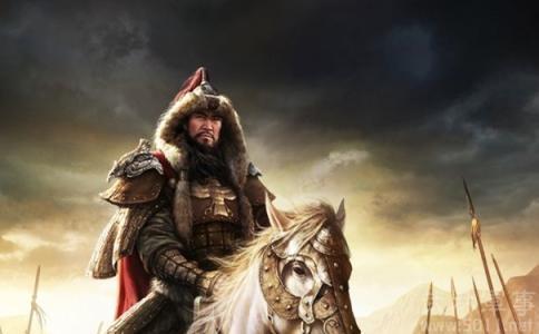 成吉思汗的野心真大, 曾占领的疆域居然是现在中国疆域的两倍之多