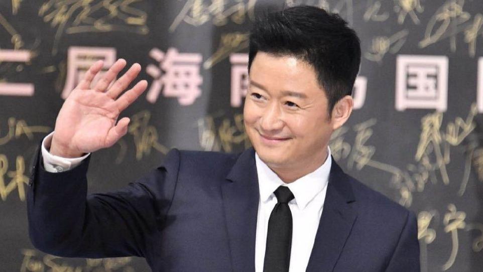 海南島國際電影節, 徐崢鄧超帶保溫杯頒獎, 心酸: 實力派正在老去