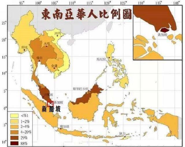 谁是除中国以外世界上唯一一个以汉族为主体的国家?
