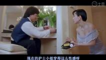 《双龙会》李连杰最不愿打开的一段视频,这部电影成龙把利智的豆腐都吃完了