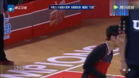 篮球少年吴尊欧豪,和易建联麦迪打球,圆梦了