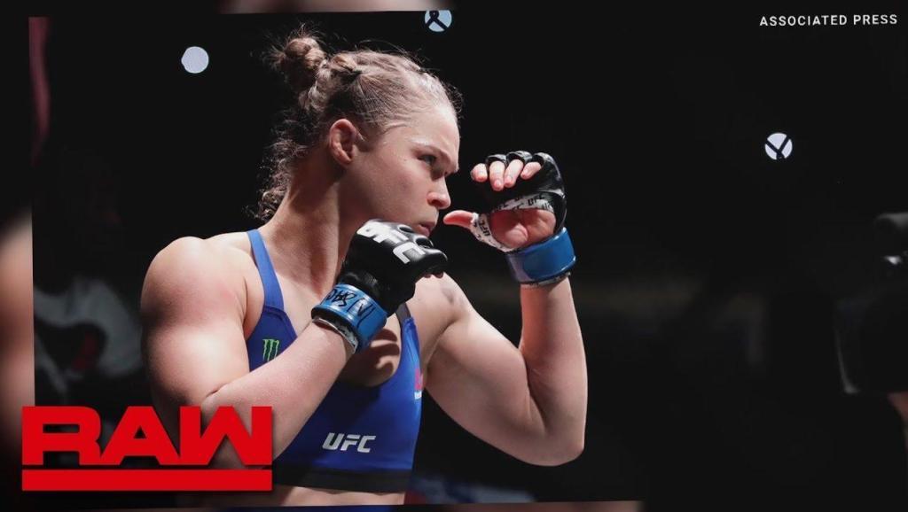 UFC十字固女王隆达-罗西 将在铁笼密室淘汰赛上正式签约WWE RAW