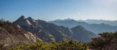 大泽山风景区是省级风景名胜区,省级森林公园.