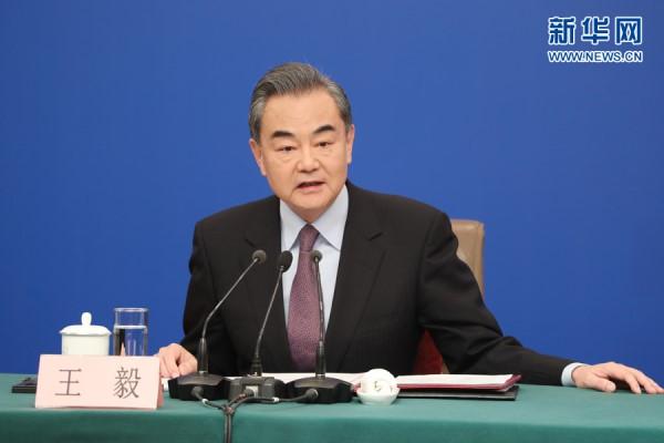 外交部长王毅: 外交部今年将重点协助中西部地区