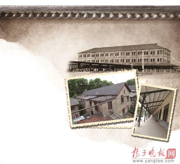 以吕彦直为代表的中国第一代建筑师们,可能都考察过浦口火车站,进入30