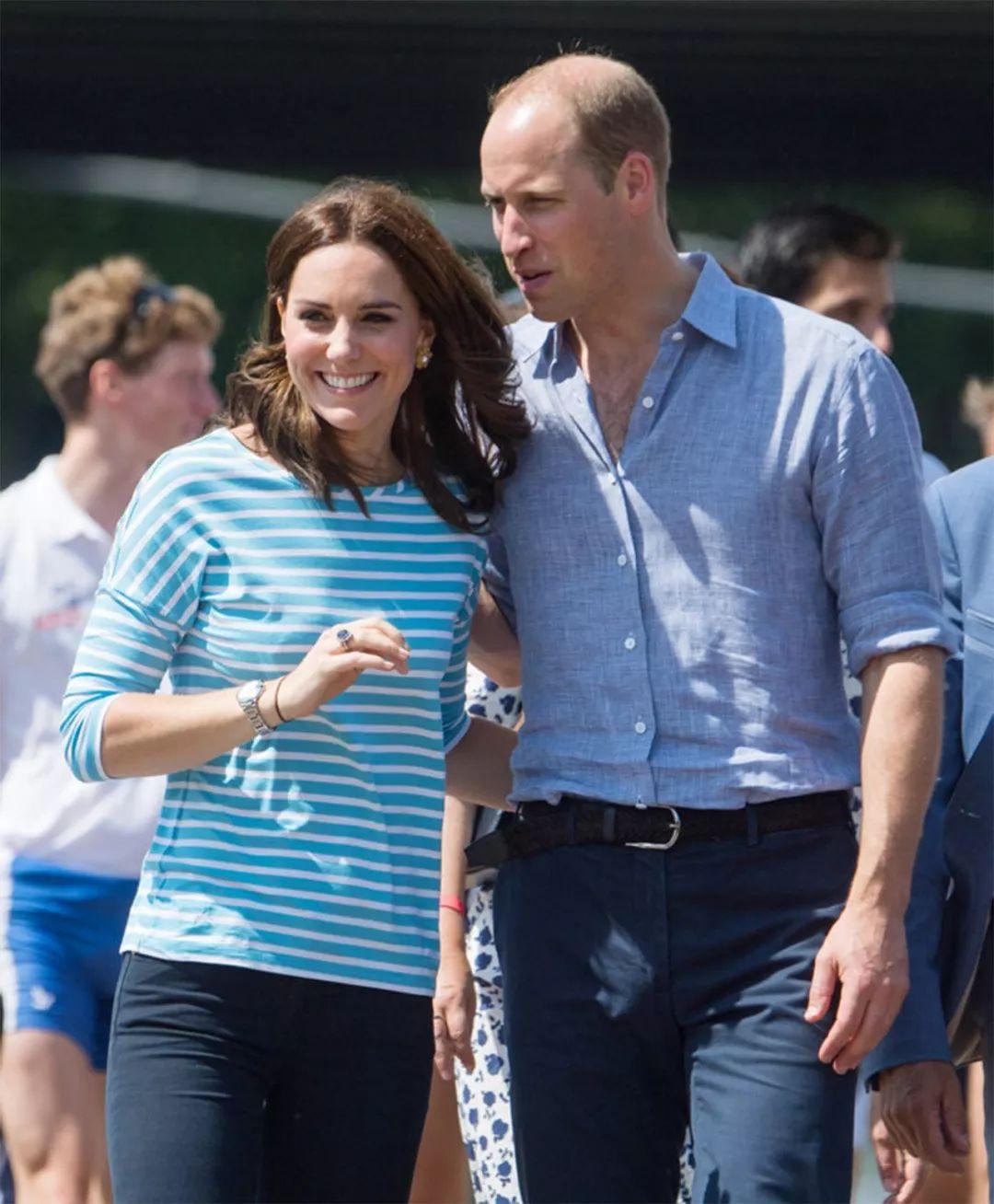 9年前,查尔斯为大儿子未来考虑,不准威廉和凯特打破皇室传统!(图8)