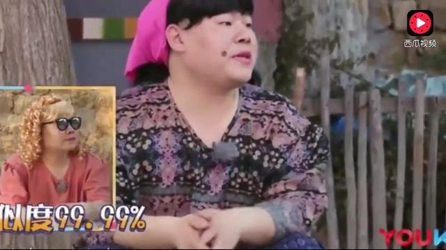 岳云鹏扮村姑,阿拉蕾一眼识破,辣眼睛,笑死我了!