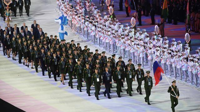 东方大国迎来一场世界盛会 美俄也参与其中 上万名精锐火力全开