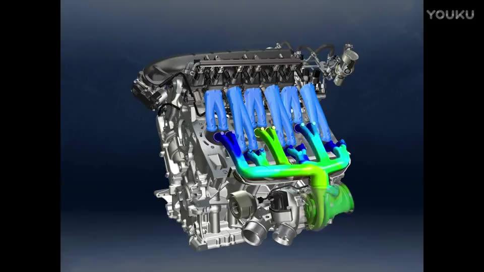 打开 打开 全新宾利欧陆 w12发动机动画展示 打开 2018全新宾利欧陆c
