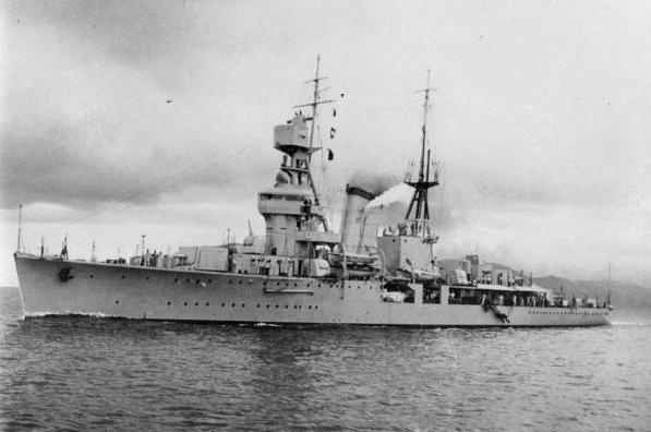 中央军拥有德胜号水上飞机母舰和威胜号水上飞机母舰,这两艘水上飞机