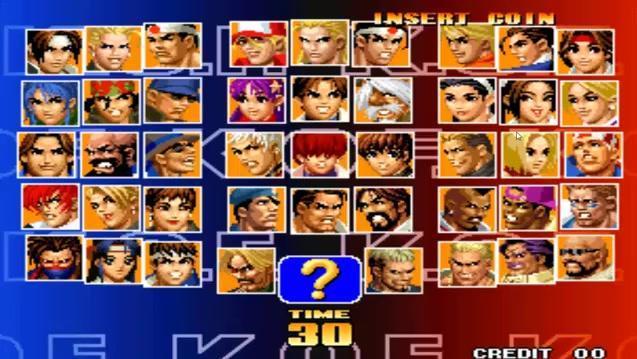 拳皇AE2016修正版,整合了很多的模式