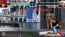 拳皇2002: 拉尔夫这套17连打的过瘾,乘马机炮拳暴揍七枷社