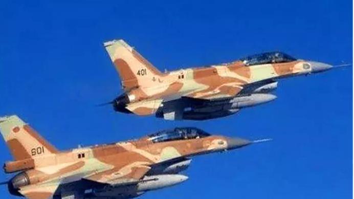 重大消息! 空袭叙空军基地凶手被抓住, 该国成为美国炮灰!