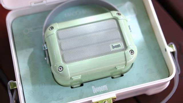 复古而精致的小小萌物: 玛奇朵蓝牙音箱评测