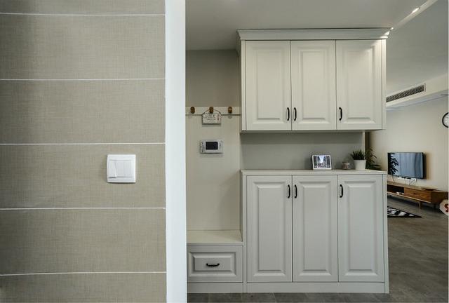 厨房,玄关,新房装修