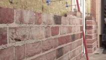 德国人这样砌出来的砖瓦房,住好几百年都坏不掉吧!