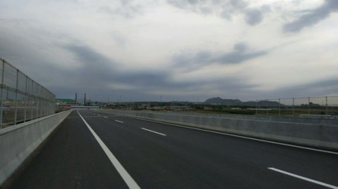 好消息! 葫芦岛第一条外环路即将通车, 以后再也不怕堵车了!
