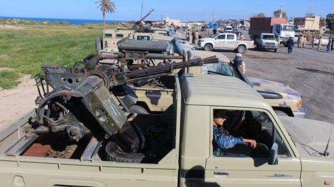利比亚局势恶化 美印军事人员撤离(图2)