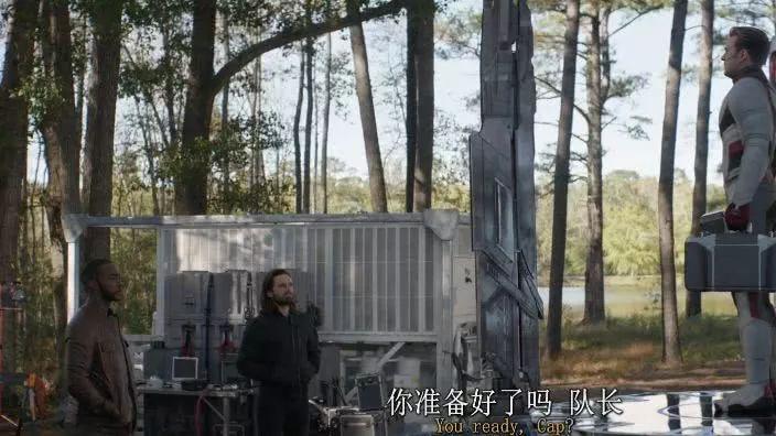 漫威曝光《復仇者聯盟4》完整劇本, 最後一幕文字美哭了
